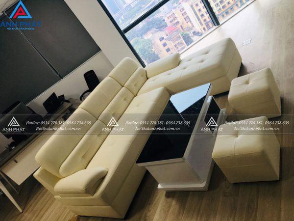 Địa chỉ thanh lý bàn ghế sofa văn phòng giá rẻ chất lượng tại Hà Nội